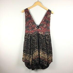 Free People bohemian dress